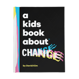 a kids book about change david kim front
