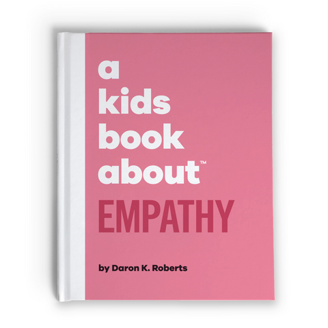 a kids book about empathy daron k roberts front