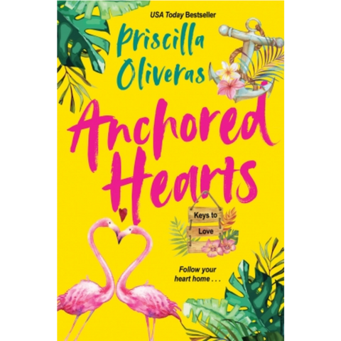 anchored hearts priscilla oliveras