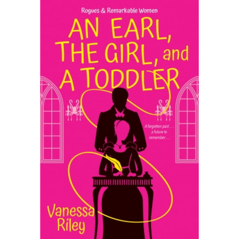 an earl the girl and a toddler vanessa riley