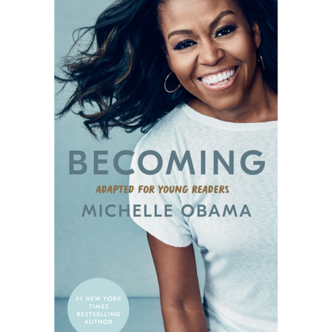 becoming adapted for young readers michelle obama
