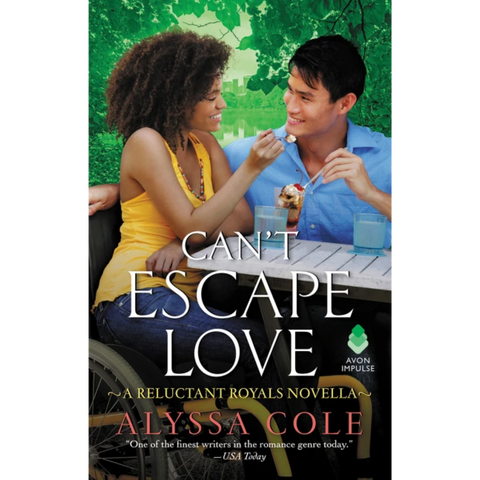 cant escape love alyssa cole