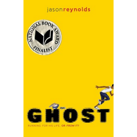 ghost book 1 of track jason reynolds
