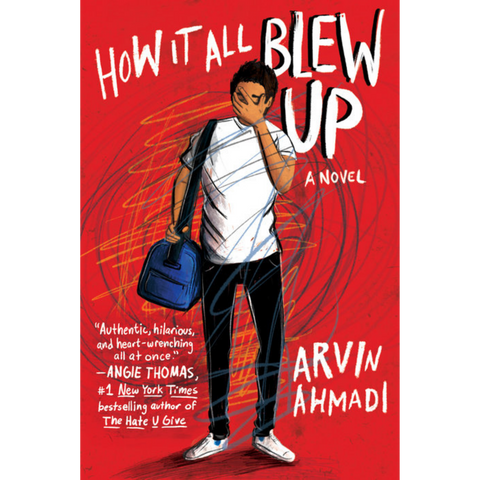 how it all blew up arvin ahmadi