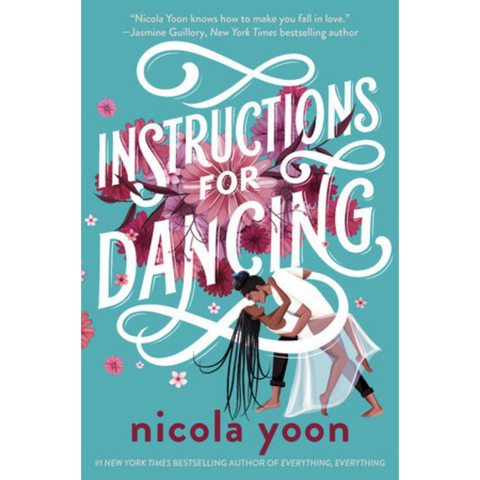 instructions for dancing nicola yoon