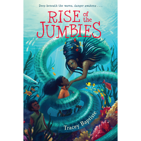 rise of the jumbies tracey baptiste