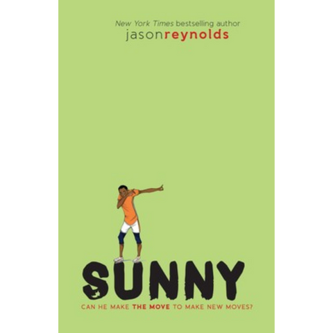 sunny book 3 of track jason reynolds