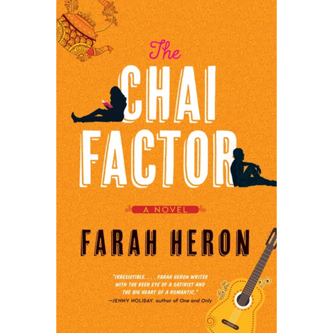 the chai factor farah heron