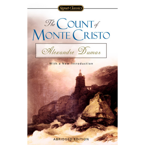 the count of monte cristo alexandre dumas