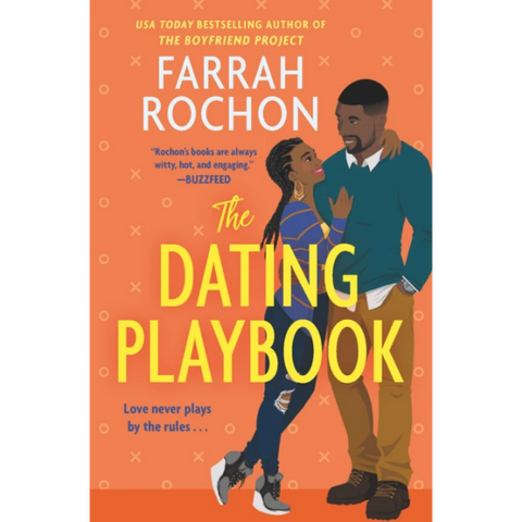 the dating playbook farrah rochon