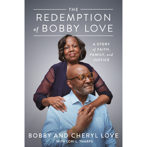 the redemption of bobby love cheryl love
