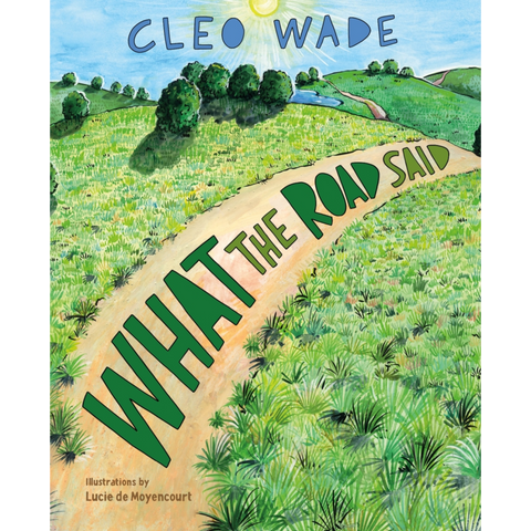 what the road said cleo wade