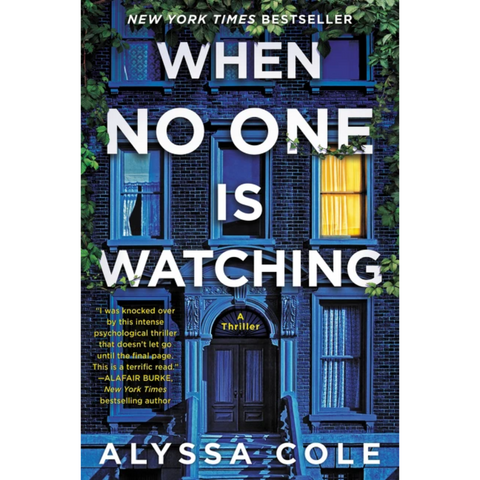 when no one is watching alyssa cole