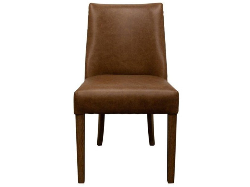 Charles Leather Dining Chair