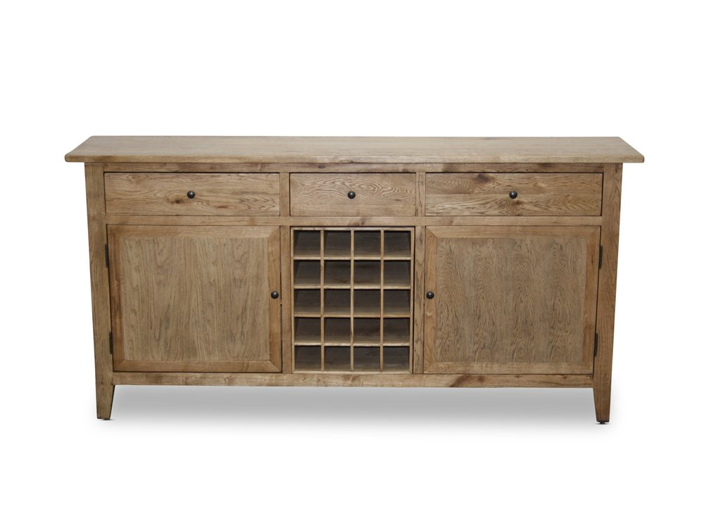 Flinders Buffet - Natural Antique