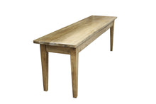 Load image into Gallery viewer, FLINDERS BENCH - ANTIQUE NATURAL