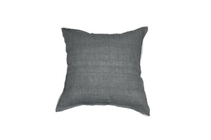 Hampton Cushion - Grey