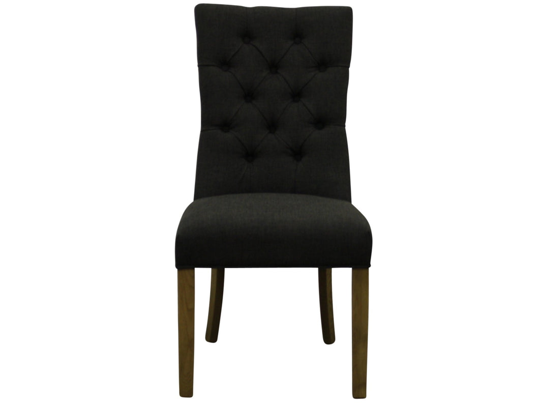 Henry Dining Chair-Charcoal