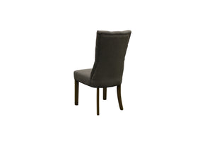Henry Dining Chair-Silver
