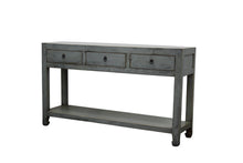 Load image into Gallery viewer, Lacquered Console - Grey