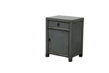 Load image into Gallery viewer, Lacquered Elm Bedside - Grey