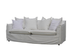 Hampton Sofa - 2 Seater Natural