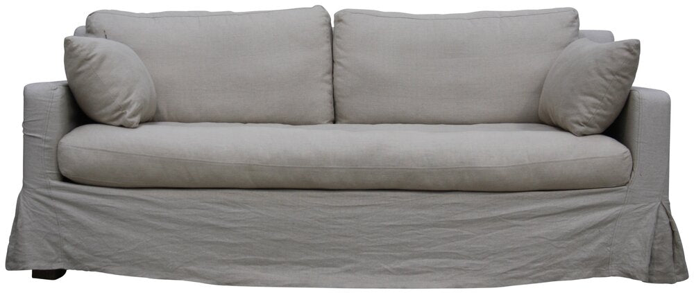 Kelly Sofa - 3 Seater Natural