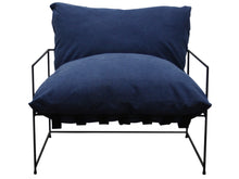 Load image into Gallery viewer, Soho Chair - Blue