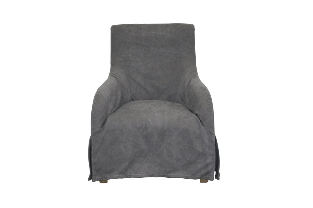 Frances Chair - Charcoal