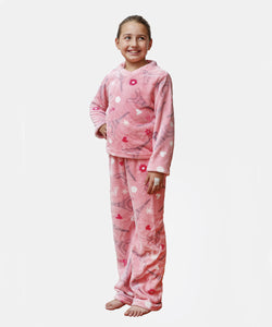 Pijama supersoft infantil Paris