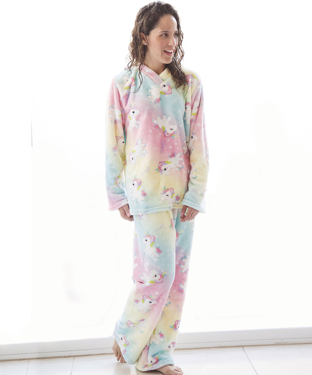 Pijama supersoft Unicornio