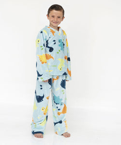 Pijama supersoft infantil Dinos
