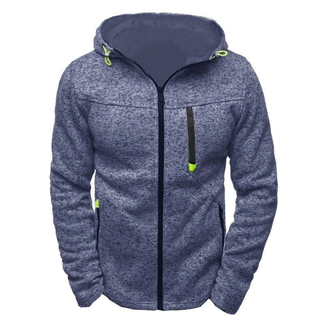 MRMT 2020 Brand Jacquard Hoodie Fleece Cardigan Hooded Coat Men's Hoodies Sweatshirts Pullover For Male Hoody Sweatshirt