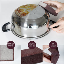 Load image into Gallery viewer, Magic Sponge Removing Rust  Clean Cotton Wipe Cleaner Kitchen Tool Kitchen accessories wash pot  gadgets