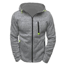 Load image into Gallery viewer, MRMT 2020 Brand Jacquard Hoodie Fleece Cardigan Hooded Coat Men's Hoodies Sweatshirts Pullover For Male Hoody Sweatshirt