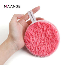 Load image into Gallery viewer, MAANGE Soft Makeup Removal Sponge Flutter Face Washing Cotton Flapping Reusable Sponge Face Cleansing Sponge Cleaner Tools TXTB1