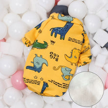 Load image into Gallery viewer, Sweet Pet Dog Clothes for Small Dogs Shih Tzu Yorkshire Hoodies Sweatshirt Soft Puppy Dog Cat Costume Clothing ropa para perro