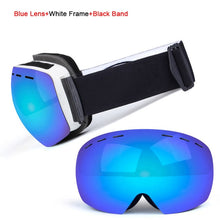 Load image into Gallery viewer, Ski Goggles UV400 Protection Snowboard Eyewear Anti-fog Big Ski Mask Glasses Snow Snowmobile Man Women Skiing Outdoor Sport