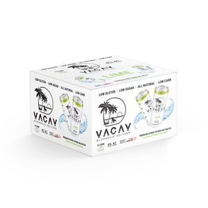 Vacay Seltzer Lime Case (16 x 330ml)