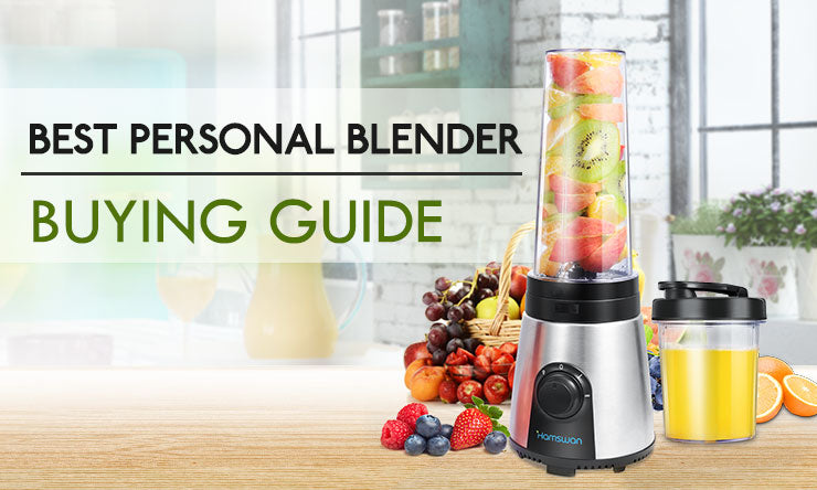 Personal Blender Buying Guide