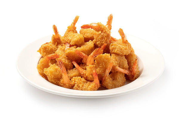 Fried shrimp combo