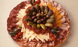 Boar's Head Meat and Cheese Tray