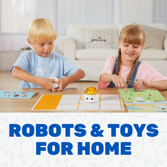 Robots & Toys for Home