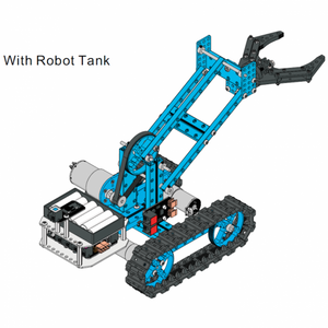 Robotic Arm Add-on Pack for Starter Robot Kit - Blue