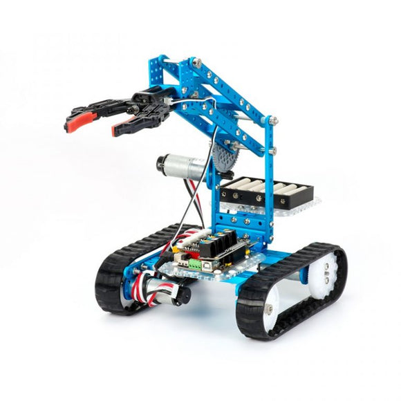 Ultimate 2.0 – 10-in-1 Robot Kit