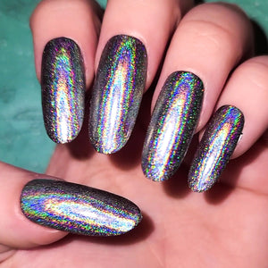 Dark Energy Holographic Press On Nails
