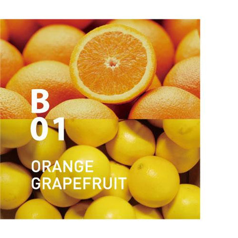 B01 ORANGE GRAPEFRUIT