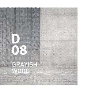 D08 GRAYISH WOOD