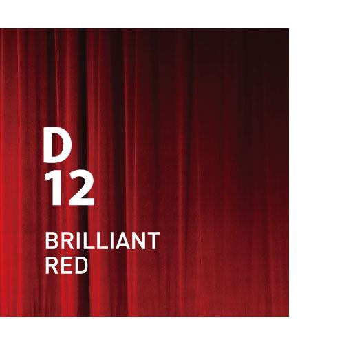 D12 BRILLIANT RED