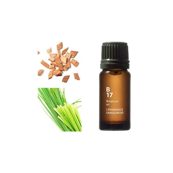 B17 LEMONGRASS SANDALWOOD